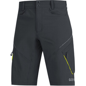 GORE WEAR C3 Trail Shorts Hombre, black